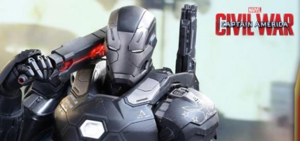 Alerta Spoiler de War Machine en 'Civil War'