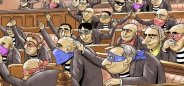 Astazi senatorii si-au batut iar joc de Diaspora