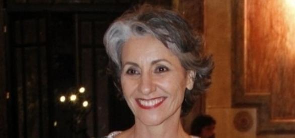 Cássia Kis Magro foi Djanira em 'A Regra do Jogo'