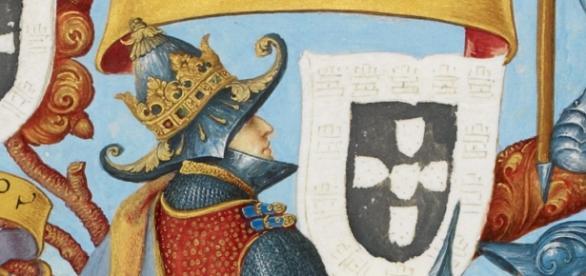 """D. Dinis, sexto rei de Portugal - """"O Lavrador"""""""