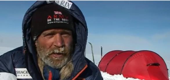 Henry Worsley queria cruzar la Antartida BBC