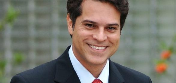 Juan Alba fez a novela 'Alto Astral'