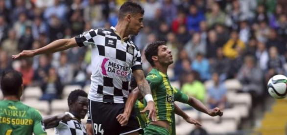 Panteras afundam Tondela na tabela classificativa.