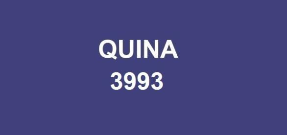Quina 3993 sorteou mais de R$ 2,5 milhões