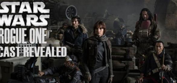 Confirman nuevo protagonista de 'Rogue One'