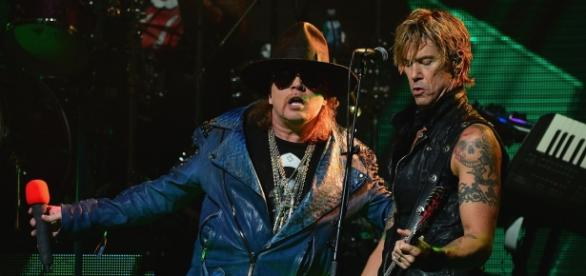 Guns N' Roses reincorporará a Slash tras 23 años