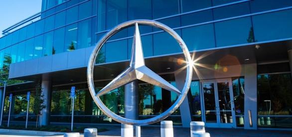 Mercedes. Foto: Reprodução wdanielanderson