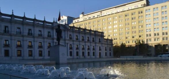 Palacio de La Moneda - Casa presidencial