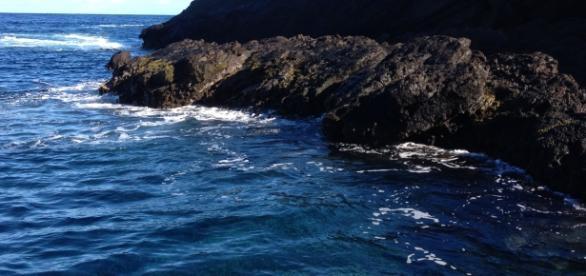 The beauty of Kauai, Hawaii coastline.