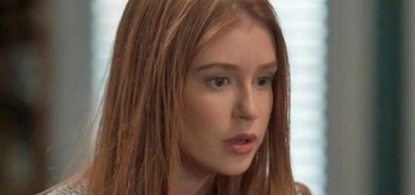 Eliza vai perder espaço na casa de Jonatas