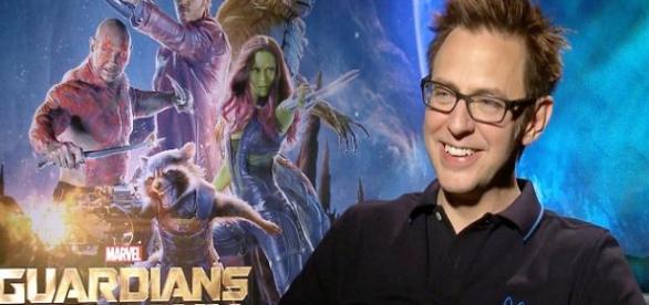 James Gunn comparte la primera imagen del rodaje