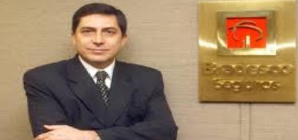 Luiz Trabuco chefe do Bradesco(Foto:Reprodução)