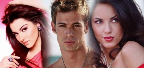 Maite Perroni, William Levy e Bárbara Mori