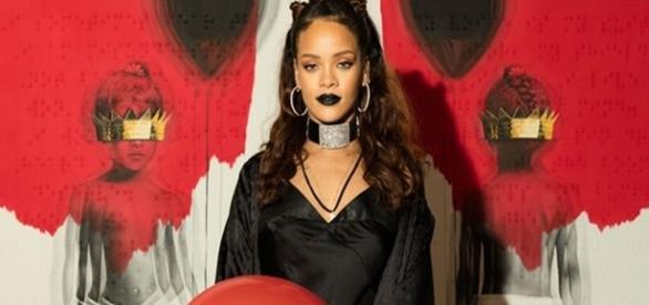 "Rihanna lançou ""ANTI"" para download grátis"