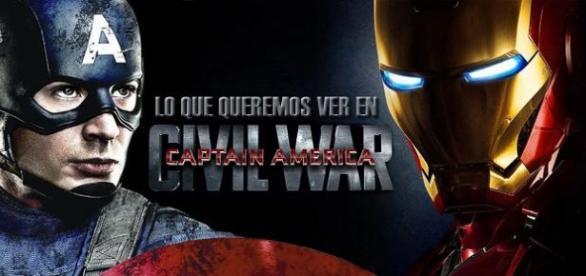 Steve Rogers herido en el rodaje de 'Civil War'