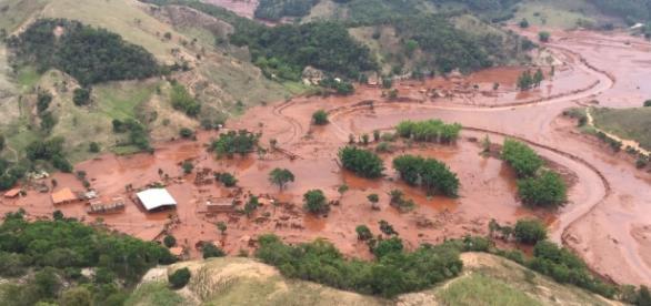 Terceira barragem pode romper à qualquer momento