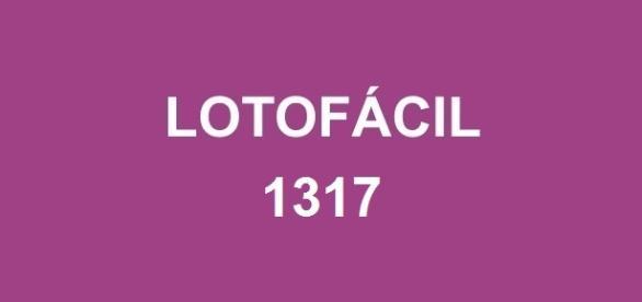 Dezenas do sorteio Lotofácil 1317 foram divulgadas