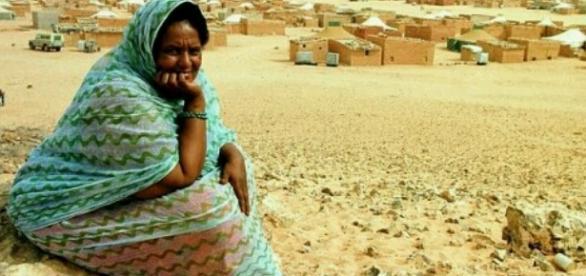 Fotografía Mujer de Mauritania