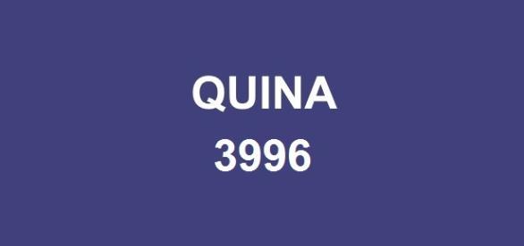 Números do sorteio Quina 3996 foram divulgados