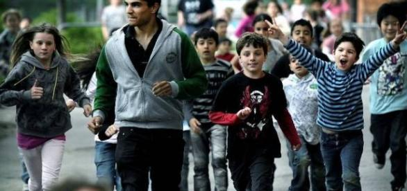 """Saad Alsaud, cel mai matur """"copil"""" din Suedia"""