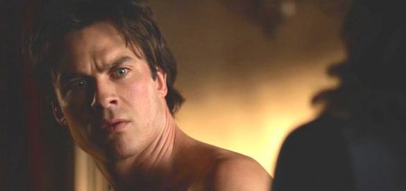 The Vampire Diaries: Damon Salvatore