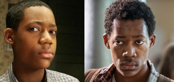 Tyler James Williams - Foto/Montagem
