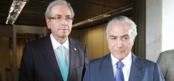 Eduardo Cunha ajuda empresa que doou a Temer