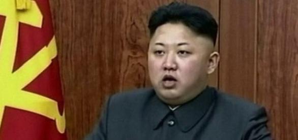 Kim Jong-un, atual líder da Coreia do Norte