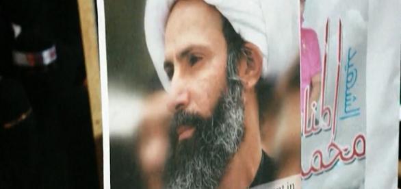 Nimr Baqr al Nimr lider chiita