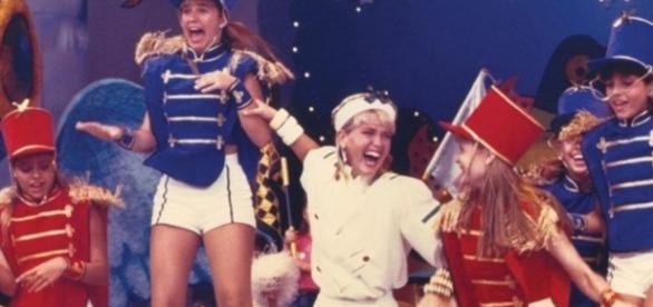 Xuxa e Paquitas - Imagem/Reprodução: Globo
