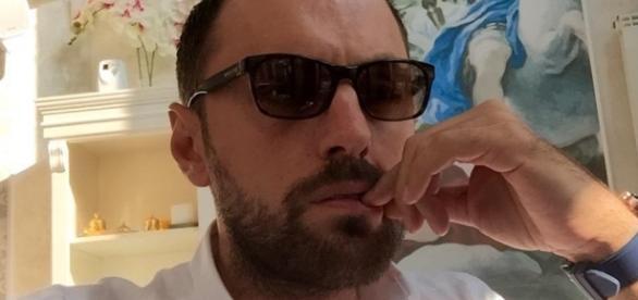 Alexandru Frâncu, component al trupei Paraziții