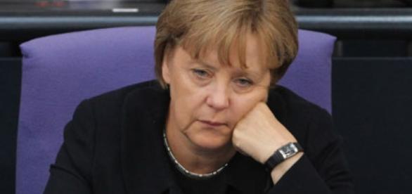 Angela Merkel ... probleme Gogule?
