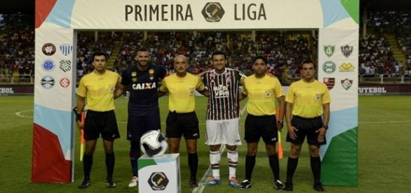 Atlético-PR e Fluminense estreiam na Primeira Liga