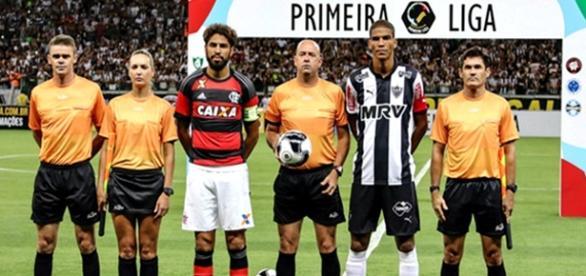 Flamengo e Atlético-MG estreiam na Primeira Liga