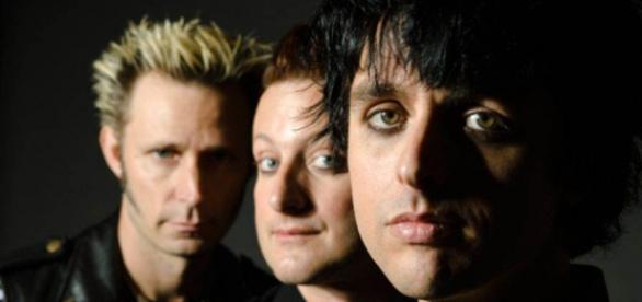 La banda californiana Green Day