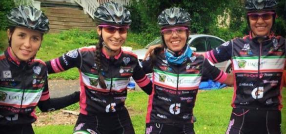 Chicas talento del México-UAEM Pro Cycling Team