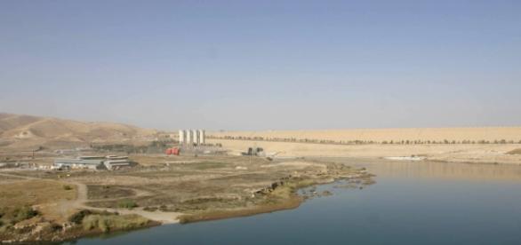 Presa de Mosul, Irak www.flickr.com