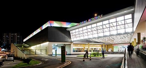 Shopping Metrópole em São Bernardo