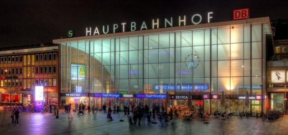 Am Hauptbahnhof Köln geschahen die Übergriffe