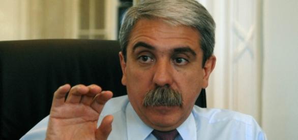 Ex jefe de Gabinete: Aníbal Fernández