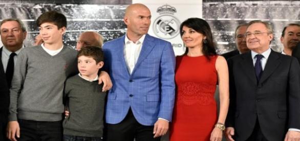 Ídolo Zidane assumirá o comando dos merengues