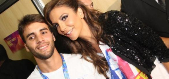 Ivete Sangalo e marido - Imagem: Google