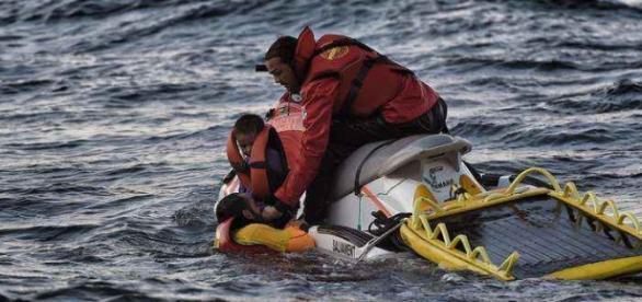 Mais um naufrágio perto da costa da Turquia