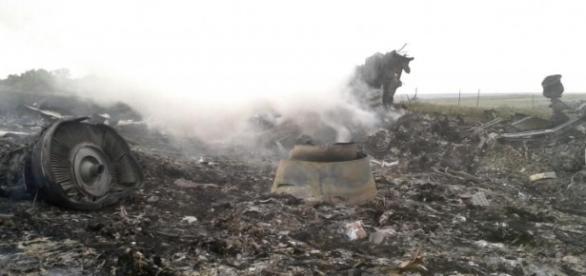 MH17 foi abatido em julho de 2014