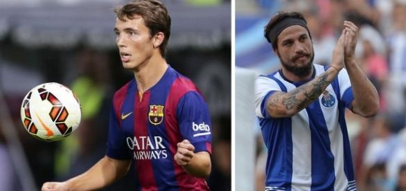 Osvaldo e Grimaldo agitam o mercado português.