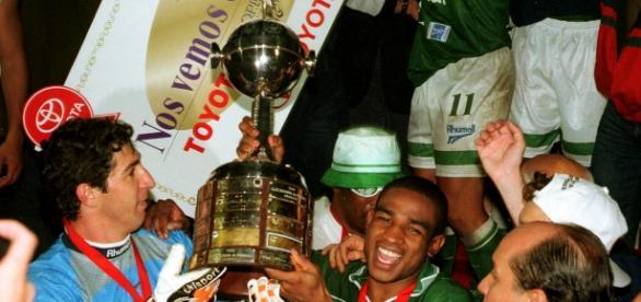 Palmeiras campeão da América 1999