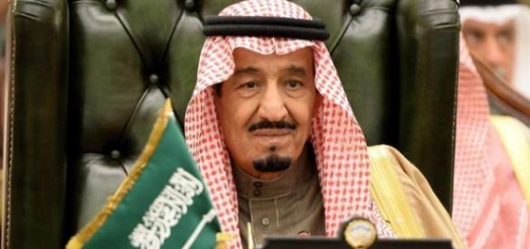 Re Salman Al Aziz, sovrano dell'Arabia Saudita