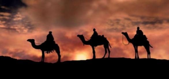 Reyes Magos. Imagen tomada de Google