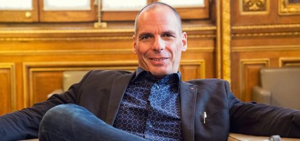 Yanis Varoufakis, ex ministro griego