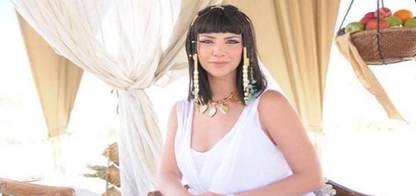 Camila Rodrigues, Nefertari de Os Dez Mandamentos